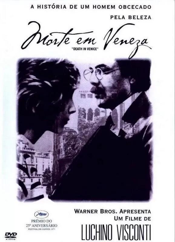 MORTE EM VENEZA - DVD