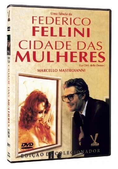 CIDADE DAS MULHERES - DVD