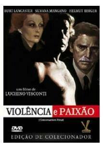 VIOLENCIA E PAIXAO - DVD