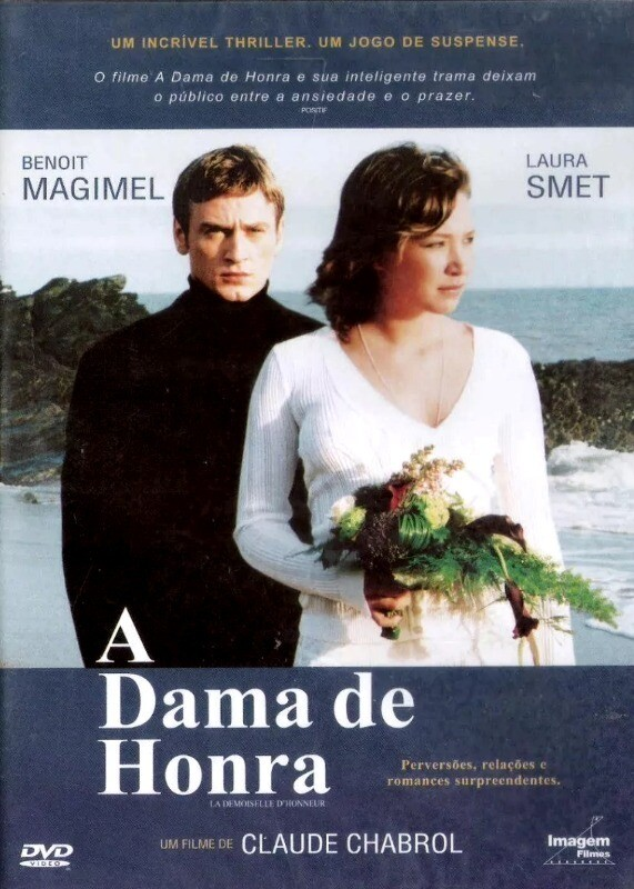 A DAMA DE HONRA - DVD