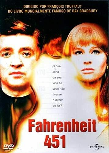 FAHRENHEIT - DVD