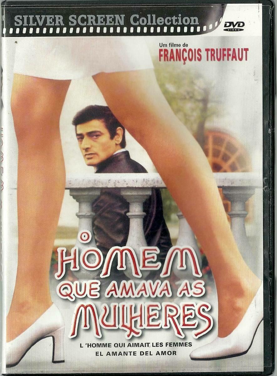 O HOMEM QUE AMAVA AS MULHERES - DVD