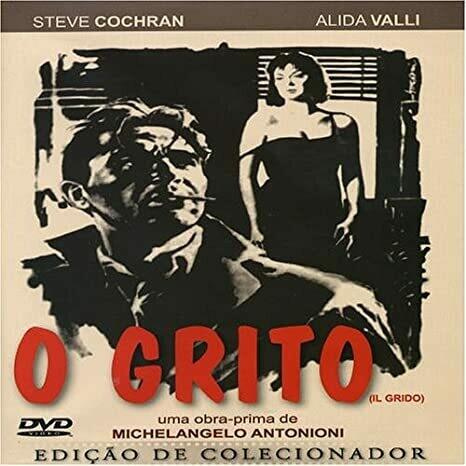 O GRITO - DVD