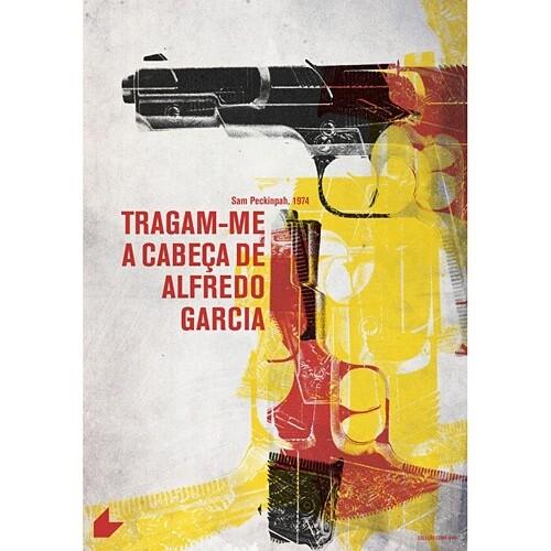 TRAGAM-ME A CABECA DE ALFREDO GARCIA - DVD