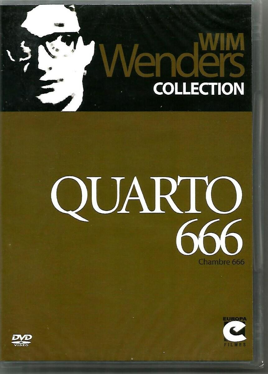 QUARTO 666 - DVD