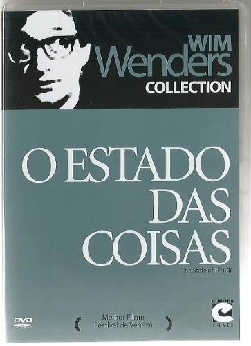 O ESTADO DAS COISAS - DVD