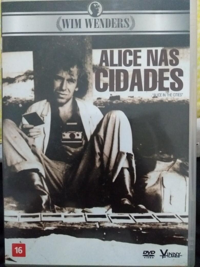 ALICE NAS CIDADES - DVD