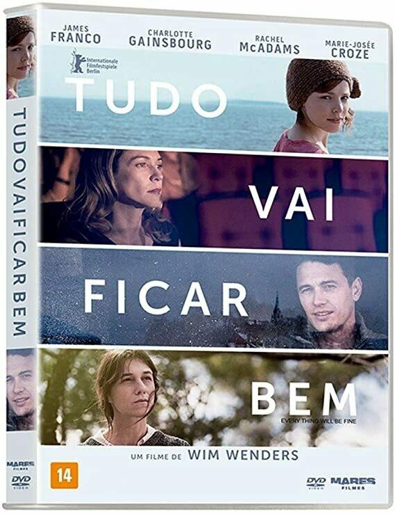 TUDO VAI FICAR BEM - DVD