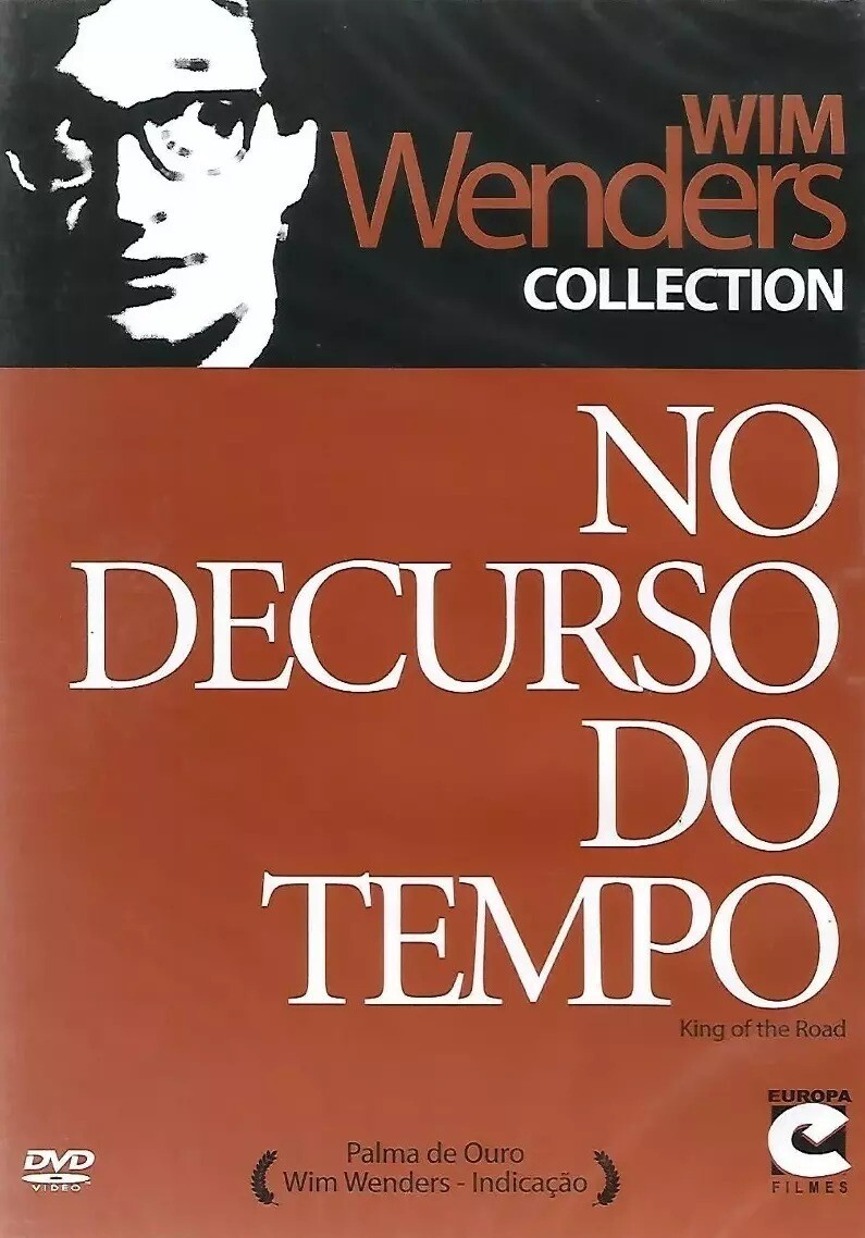 NO DECURSO DO TEMPO - DVD