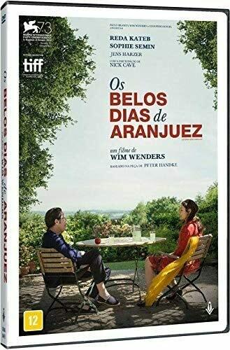 OS BELOS DIAS DE ARANJUEZ - DVD
