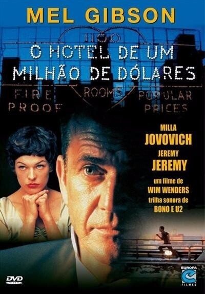 O HOTEL DE UM MILHAO DE DOLARES - DVD