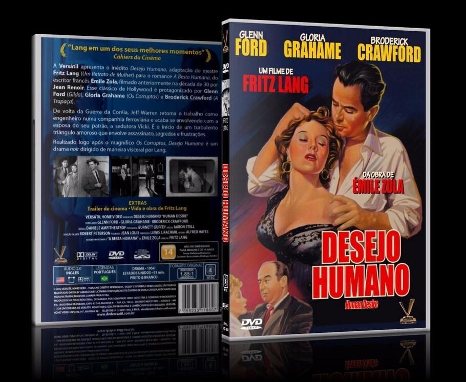 DESEJO HUMANO - DVD