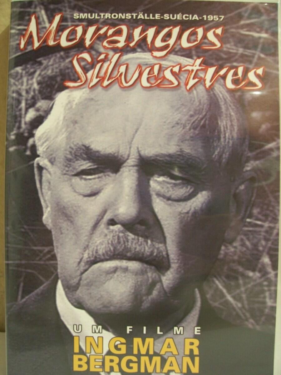 MORANGOS SILVESTRES - DVD