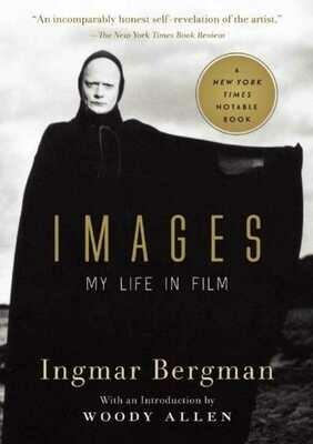 IMAGES BY INGMAR BERGMAN - LIVRO