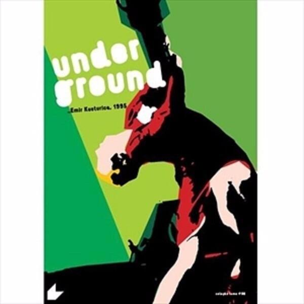 UNDERGROUND - DVD
