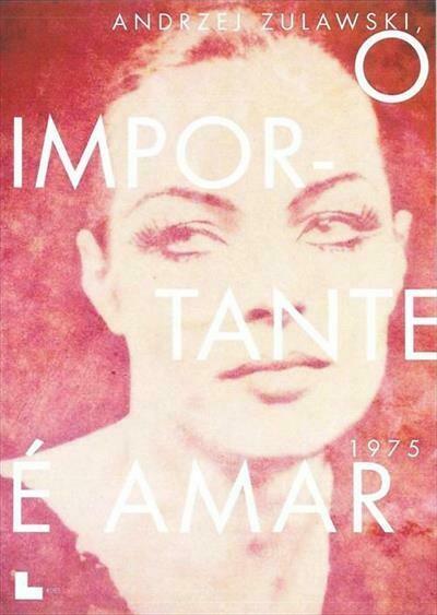 O IMPORTANTE E AMAR - DVD (Ultimas unidades)