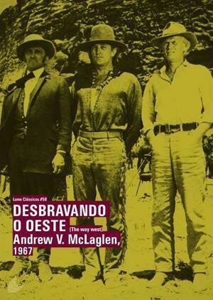 DESBRAVANDO O OESTE - DVD