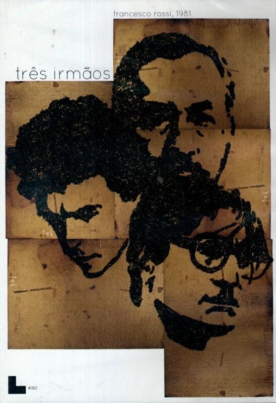 TRES IRMAOS - DVD (Ultimas unidades)