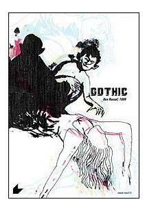 GOTHIC - DVD (Ultima unidade)