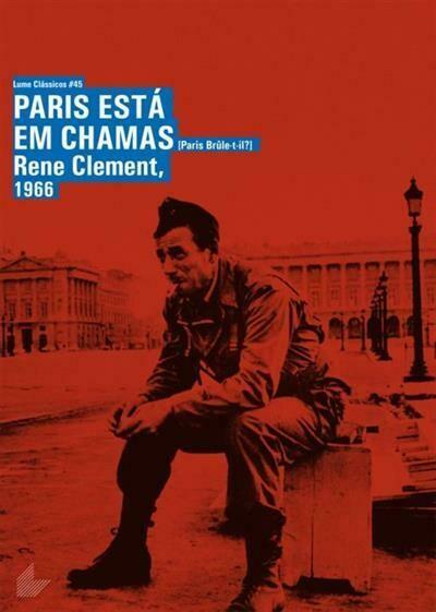 PARIS ESTA EM CHAMAS - DVD (Ultimas unidades)