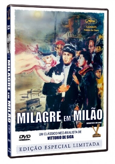 MILAGRE EM MILAO - DVD