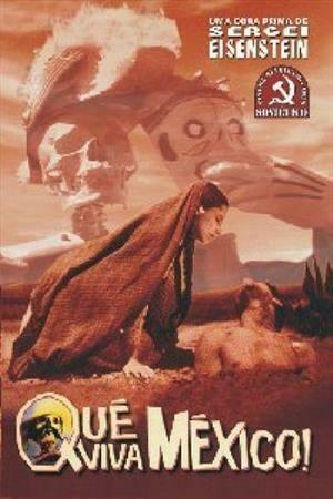 QUE VIVA MEXICO - DVD