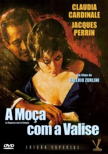 A MOCA COM A VALISE - DVD