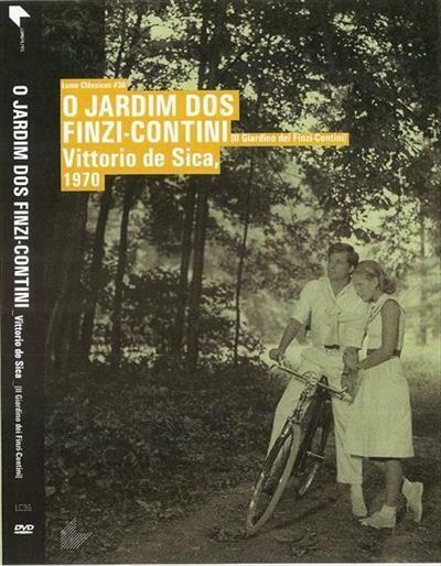 O JARDIM DOS FINZI CONTINI - DVD