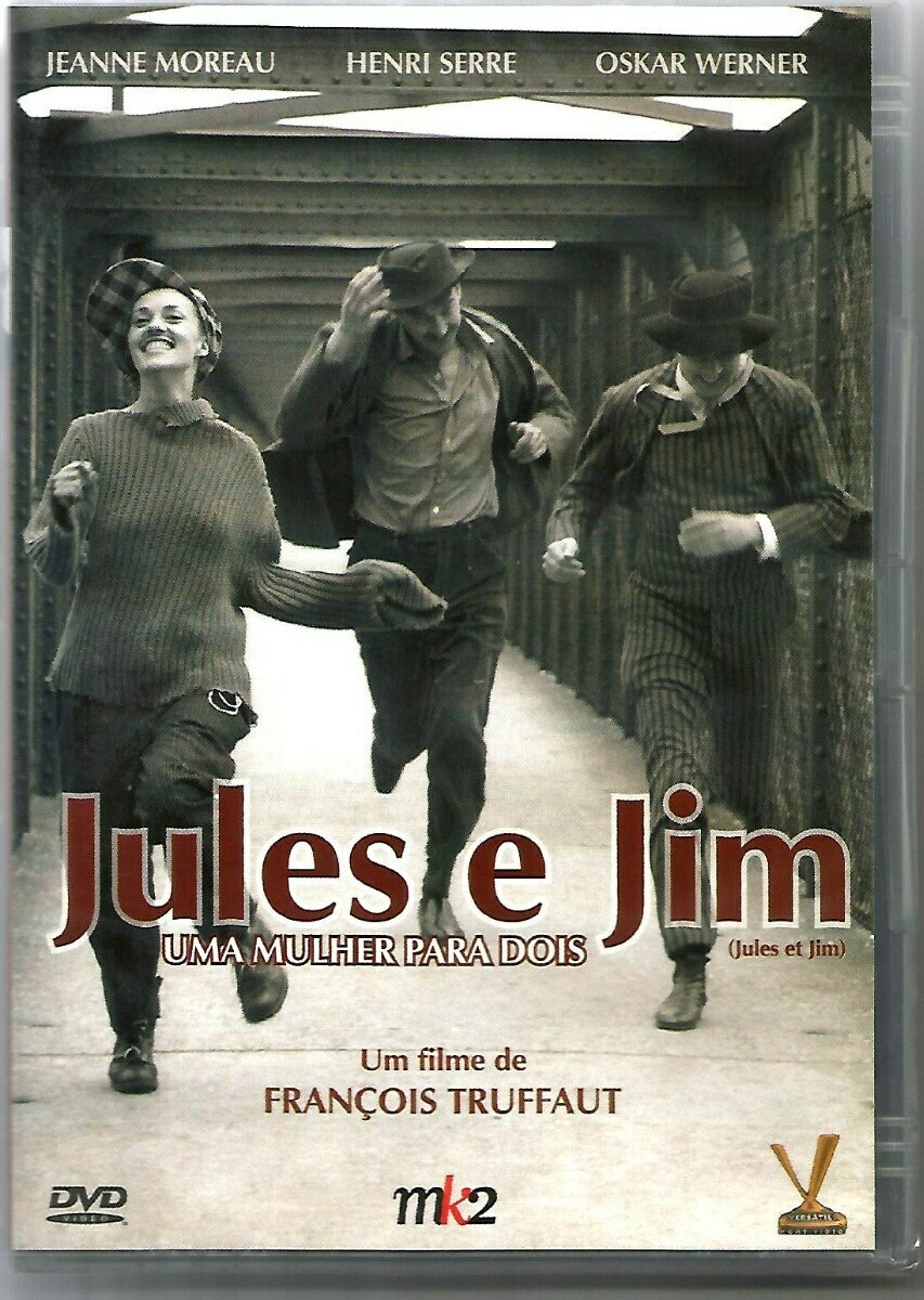 JULES E JIM - DVD