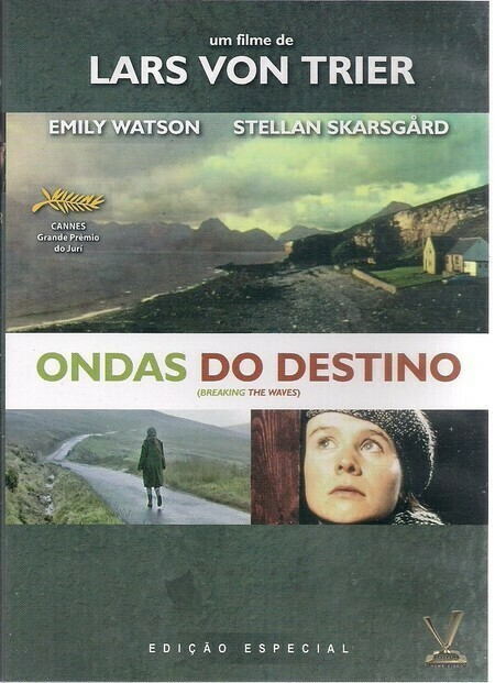 ONDAS DO DESTINO - DVD