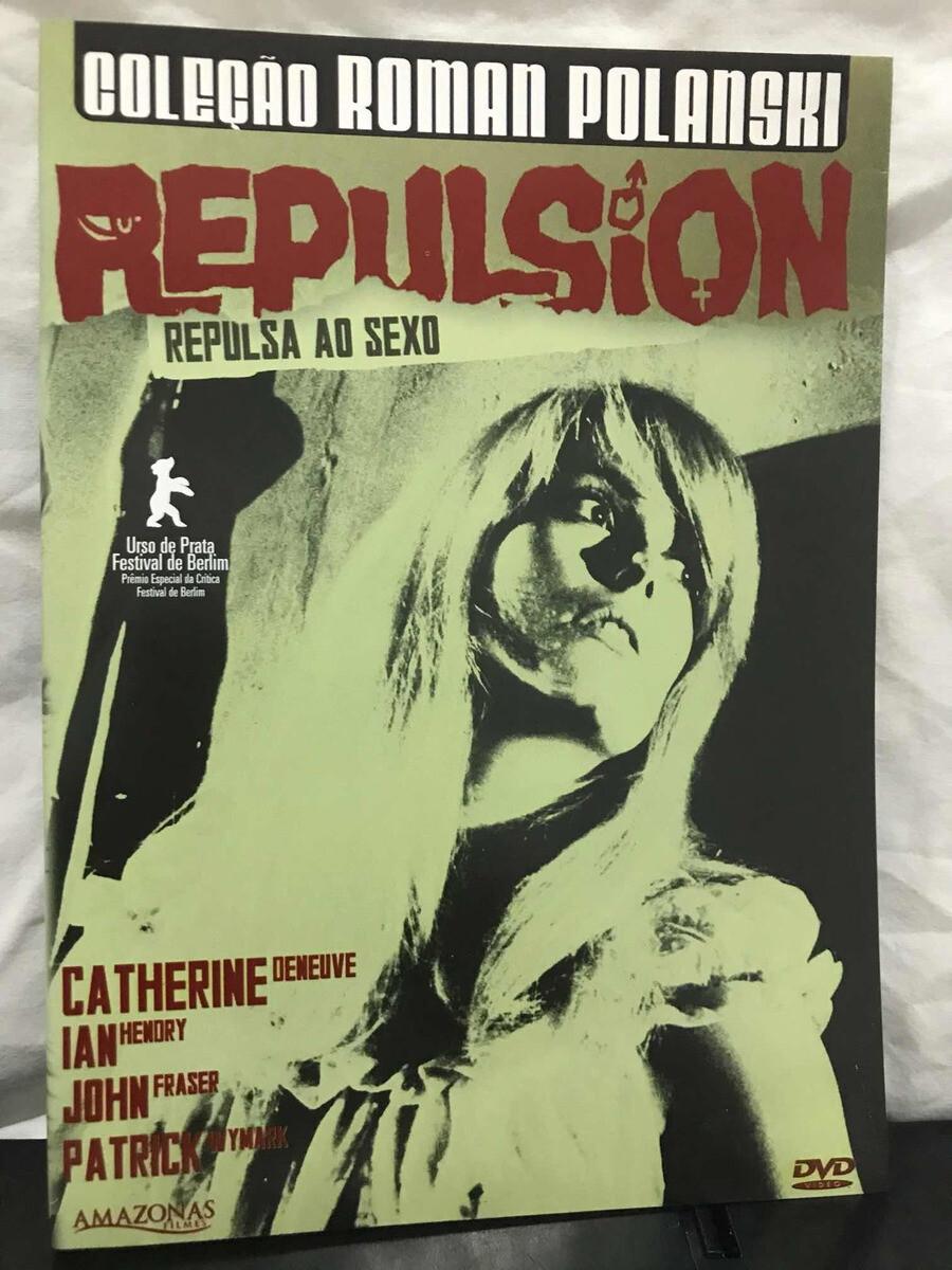REPULSA AO SEXO - DVD