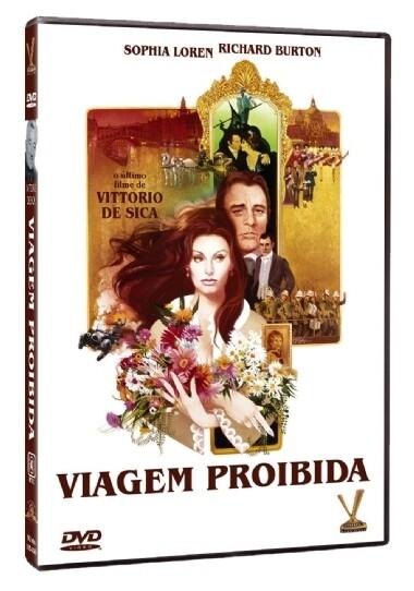 VIAGEM PROIBIDA - DVD