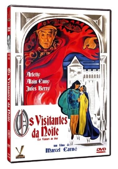 OS VISITANTES DA NOITE - DVD