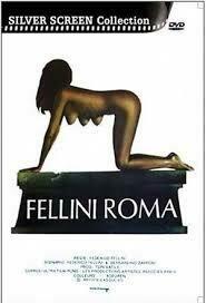 FELLINI ROMA - DVD