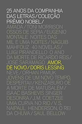 AMOR, DE NOVO - DORIS LESSING
