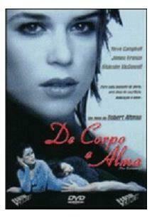 DE CORPO E ALMA - DVD