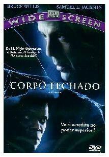 CORPO FECHADO - DVD