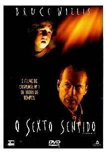 O SEXTO SENTIDO - DVD