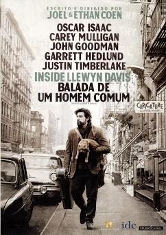 INSIDE LLEWYN DAVIS - BALADA DE UM HOMEM COMUM - DVD