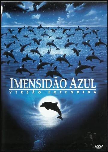 IMENSIDÃO AZUL - DVD - VERSÃO EXTENDIDA