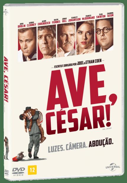 AVE, CÉSAR! - DVD
