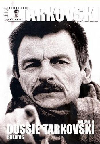 DOSSIÊ TARKOVSKI VOLUME II - SOLARIS - DVD