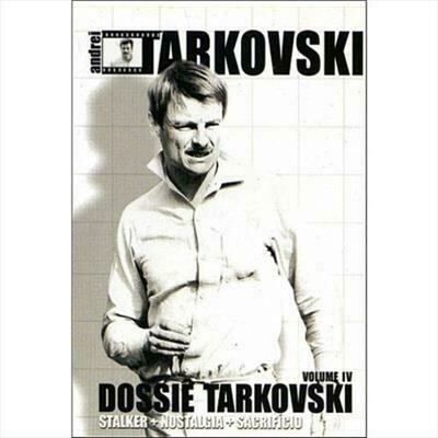 DOSSIÊ TARKOVSKI VOL. IV - DVD