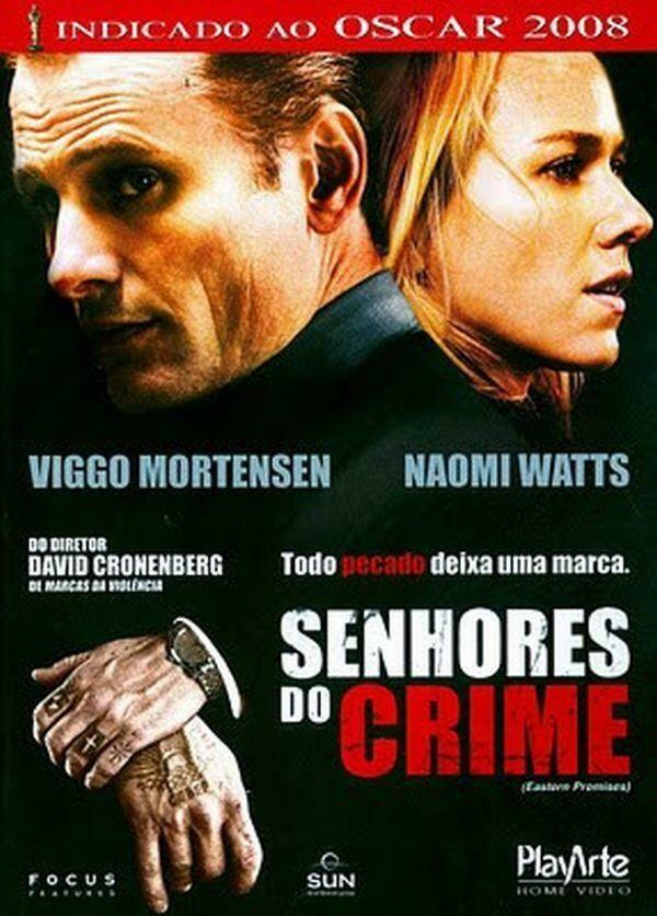 SENHORES DO CRIME - DVD