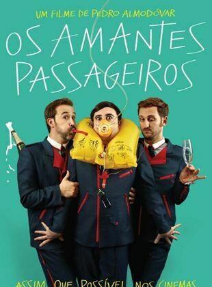 OS AMANTES PASSAGEIROS - DVD
