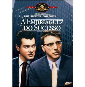 A EMBRIAGUEZ DO SUCESSO - DVD