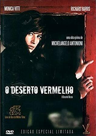 O DESERTO VERMELHO - DVD