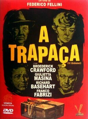A TRAPAÇA - DVD