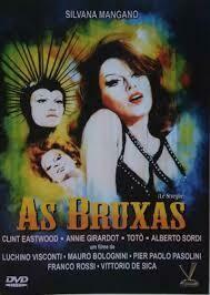 AS BRUXAS - DVD