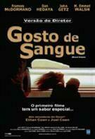 GOSTO DE SANGUE - DVD